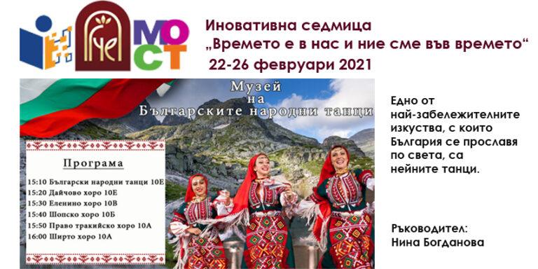 Музей на българските народни танци